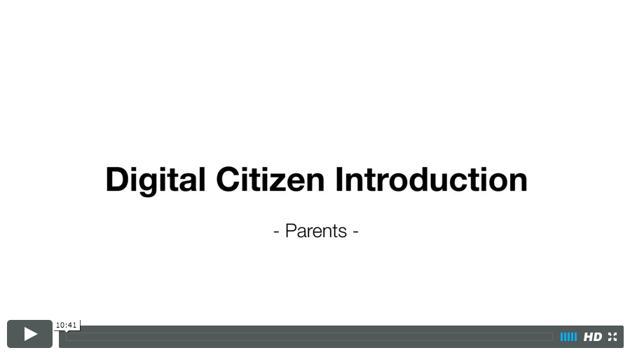 Digital Citizen Introduction